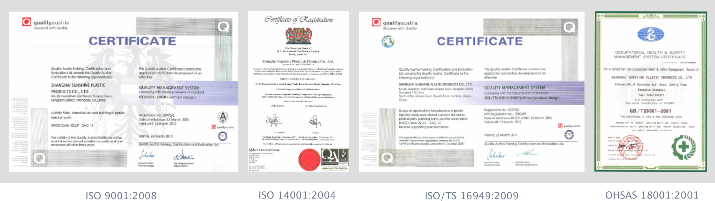 Ams ams manufacturing operations are isots16949 certified and perform 100 final inspection of products we have over 30 years of experience in supplier 1betcityfo Gallery